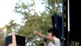 showbread live at cornerstone cali 2007