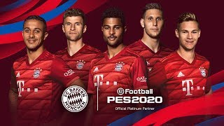 eFootball PES 2020 x FC Bayern München - Partnership Announcement Trailer
