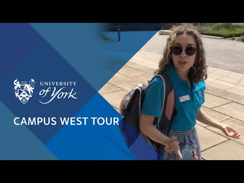 Interactive Tour of Campus West