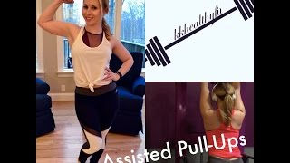 EOTW: Assisted Pull-Ups
