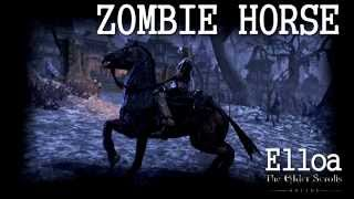 ESO - Zombie Horse (Limited Edition)