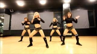 Bojangles - Pitbull | Choreography By Deli Project From Thailand