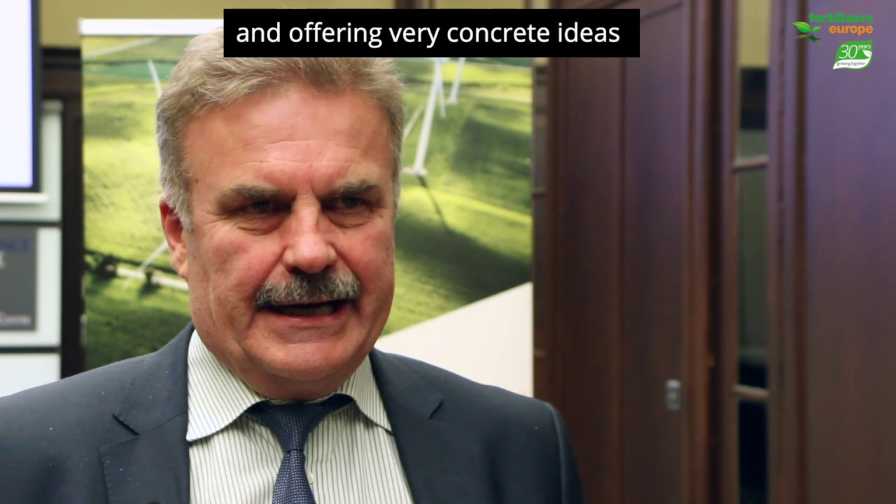 Antti Peltomäki – Fertilizers Europe offered very concrete ideas on how to transform the industry