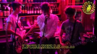 """CALLATE MARK """"UNA CIUDAD OLVIDADA"""" @ Fiesta LFCRarezas, Rodney Bar 6/12/2015"""