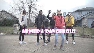 Juice Wrld - Armed & Dangerous (Dance Video) Shot by @Jmoney1041
