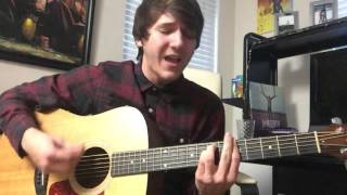 Face Down By The Red Jumpsuit Apparatus (Acoustic Cover by Danny Anderson)