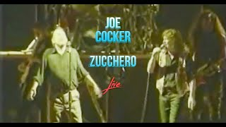 Raro video Zucchero & Joe Cocker