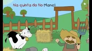 Na quinta do tio Manel