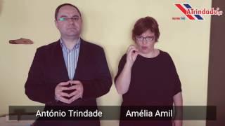 A equipa ATrindade dispõe de intérprete de Língua Gestual Portuguesa - LGP