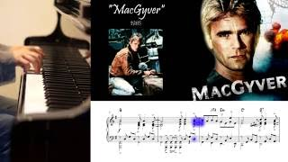 MacGyver - Piano Cover
