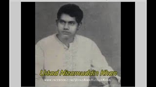 Ustad Nizamuddin Khan - Tabla Solo - Laggis