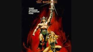 Atlantean Sword - Conan the Barbarian Theme (Basil Poledouris)