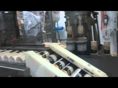 Oystar IWKA TFS 80-2 In Line Tube Filler