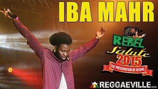 Iba Mahr - Mama Rosie @ Rebel Salute 2015