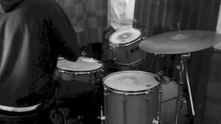 Allen Halloween - Bandido velho (DrumCover)
