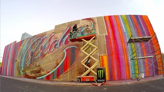 Monster Energy's Visit to POW! WOW! Hawaii 2016