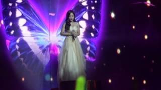 20151024 Soyeon - Girl Almighty (揮著翅膀的女孩) @ T-ARA Hefei concert [fancam]