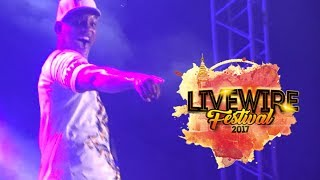 Will Smith - Miami at Livewire Festival in Blackpool w- DJ Jazzy Jeff on 27.08.2017