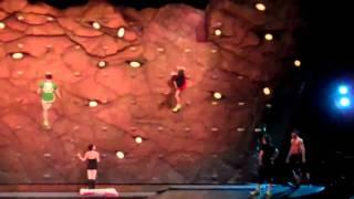Cirque Du Soleil Ovo Practice