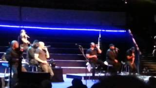 Naturally 7 cover of Fix You, Coldplay