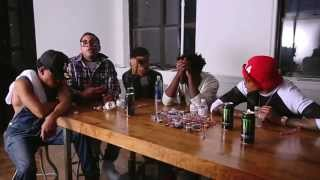 XXL Freshmen 2014 Roundtable Part 1 (Feat. Kevin Gates, Chance The Rapper, August Alsina & More)