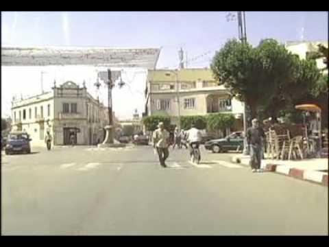 ksarkebir,003paseo por sidi bugaleb hacia el centro de la ciudad