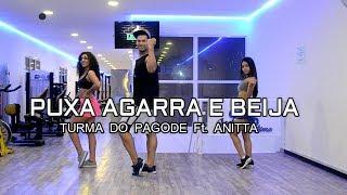 TURMA DO PAGODE - PUXA AGARRA E BEIJA Ft. AVIÕES DO FORRÓ