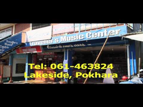 ^MuniMeter.com – Lakeside, Pokhara – Traveller's Music Center