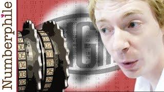 158,962,555,217,826,360,000 (Enigma Machine) - Numberphile