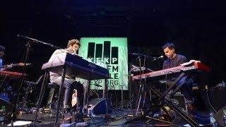 Passion Pit - Sleepyhead (Live on KEXP)
