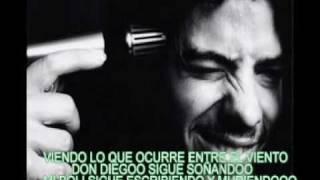 Rapsusklei -Dando y perdiendo (con letra) -Pandemia 2010