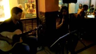 RAQUEL CÉSAR & NUNO PINTO@ FLAMINGO CAFÉ CASCAIS