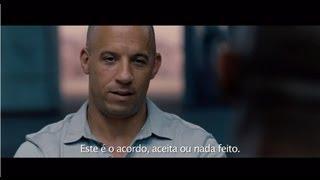 """""""Velocidade Furiosa 6"""" - Primeiro Trailer Oficial Legendado (Portugal)"""