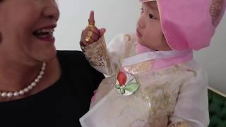 Vlog #4 - Choa's First Korean Birthday Photoshoot & Family Mukbang