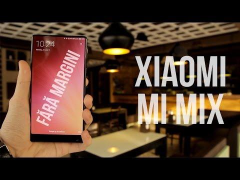 Xiaomi Mi Mix: trendul fără margini și fără zgârieturi (Review în Română)