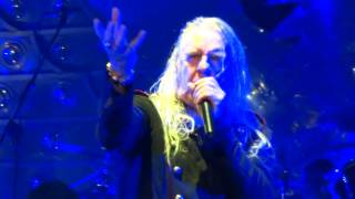 Saxon - And The Bands Played On - Vistalegre, 17.12.16