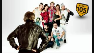 29/05/2012 Terremoto in diretta a Tutto Esaurito Radio 105