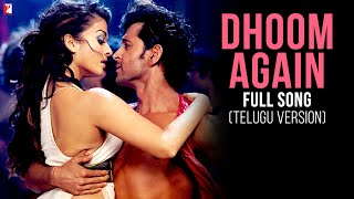 Dhoom Again - Full Song (with Opening Credits) - Telugu Version - Dhoom:2 width=