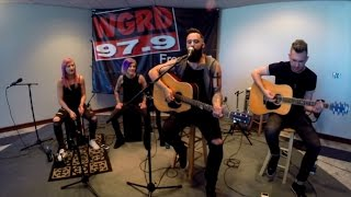 Skillet - Feel Invincible Acoustic