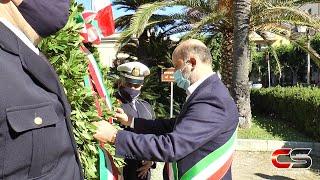 Commemorazione del 4 Novembre a Gioiosa Marea e San Giorgio - www.canalesicilia.it