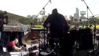 """""""Bir varmış bir yokmuş""""  gncfest 2014 canlı drum cam"""