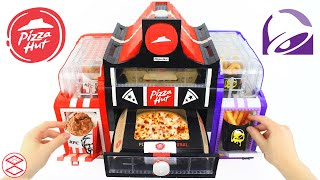 LEGO Pizza Hut, KFC and Taco Bell Mega Vending Machine (3-in-1)