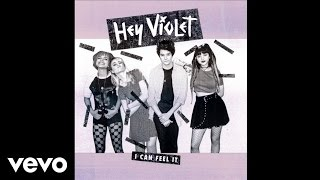 Hey Violet - Sparks Fly (Audio)