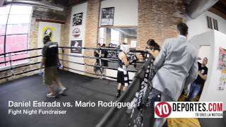 Mario Rodriguez vs. Daniel Estrada Body Shot Boxing Club Fight Night Fundraiser