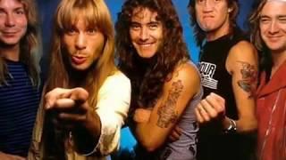 IRON MAIDEN - Massacre (Thin Lizzy cover)