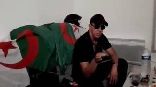 Contre rida vive l Algérie mon amour