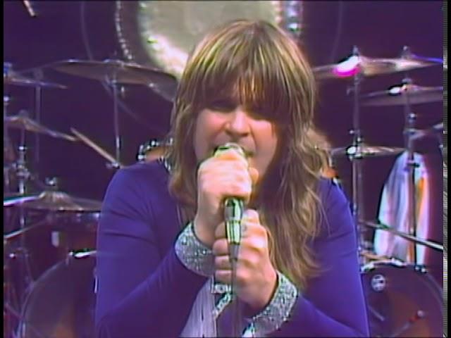 Video en directo de Ozzy Osbourne en Rochester, 1981.