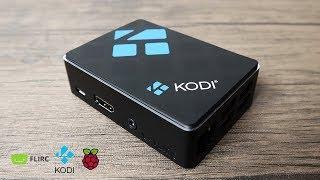 Official Kodi Raspberry Pi Case By Flirc