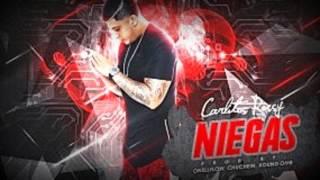 Niegas - Carlitos Rossy (Original) (Video Music) (Letra) Reggaeton 2015
