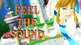 Feel The Sound - Bunny Chic Link (Legend of Zelda BotW) 【60 FPS】